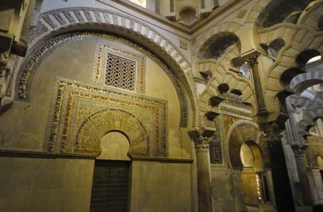 Kurtuba Camii (Cordoba Katedrali; Endülüs)