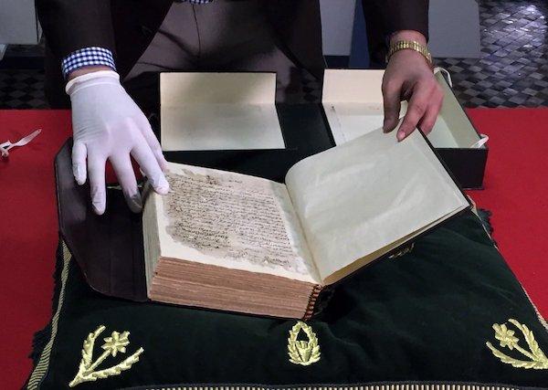Dünyanın En Eski Kütüphane