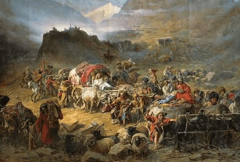 Çerkes Soykırımı 154. Yılında (8 Madde)
